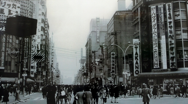 1970 新宿通り.JPG